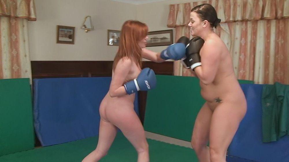 Explain more nude women boxing